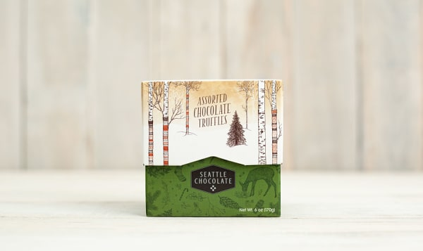 Woodland Fox Gift Box