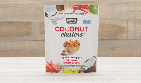 Organic Coconut Clusters - Chili Lime