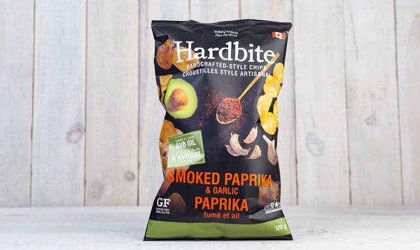 Smoked Paprika & Garlic Avocado Oil Chips