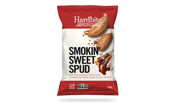 Smokin' Sweet Potato Root Chips