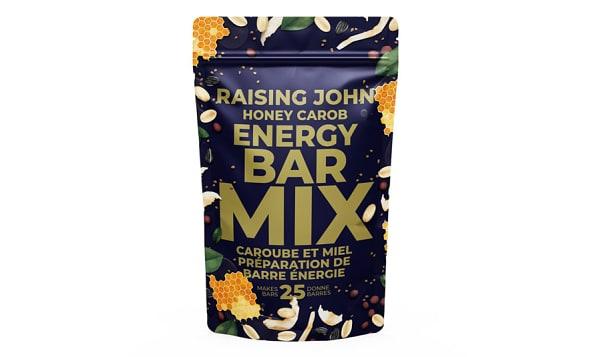 Organic Honey Carob Energy Bar Mix