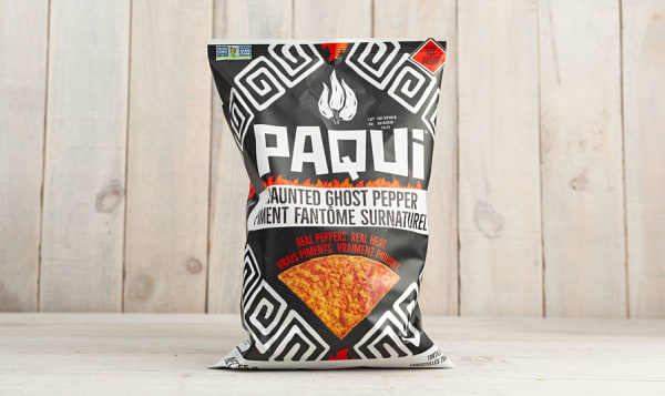 Haunted Ghost Pepper Tortilla Chips