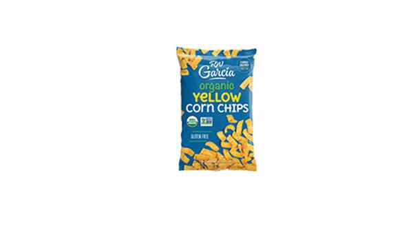 Organic Corn Chips - Yellow