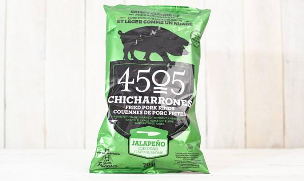 Pork Rinds - Jalapeno Cheddar