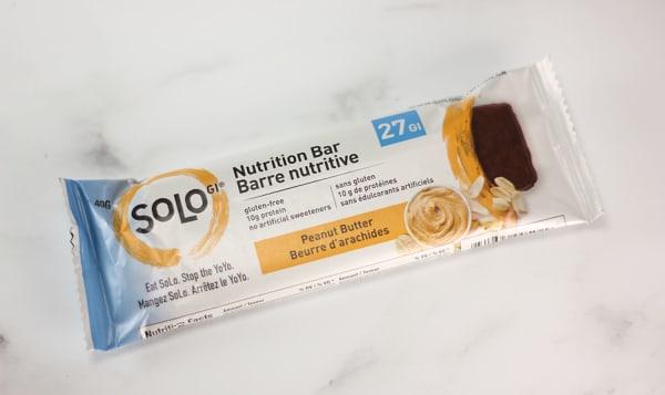 Peanut Butter Energy Bar