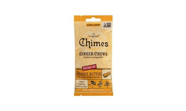 Ginger Chews - Peanut Butter