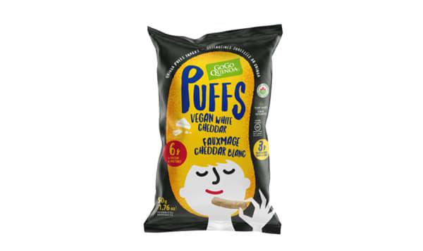 Organic Vegan White Cheddar Puffs
