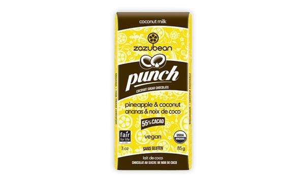 Organic ZAZ Bar - Punch