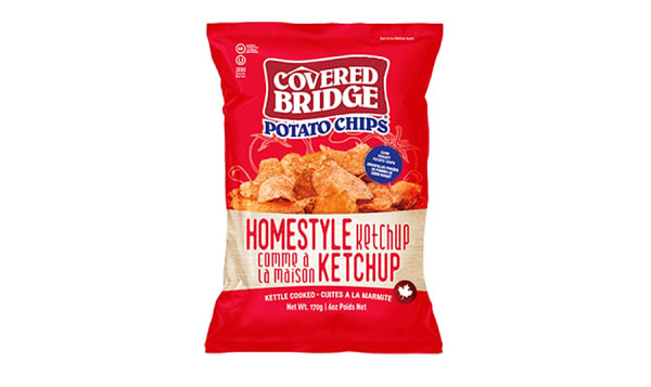 Homestyle Ketchup Chips