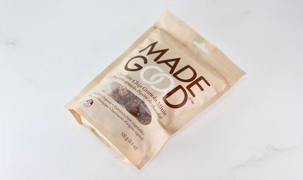 Organic Mini's Bars - Chocolate Chip