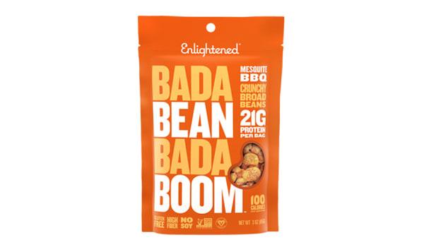 Crunchy Broad Beans - BBQ
