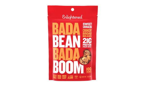 Crunchy Broad Beans - Sriracha
