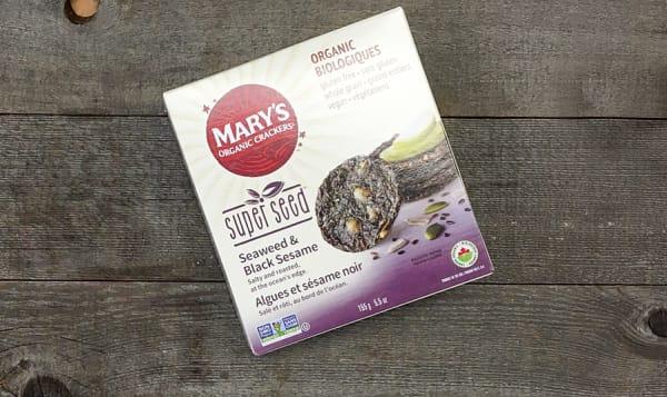 Organic Super Seed Seaweed & Black Sesame