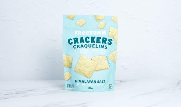 Himalayan Salt Crackers
