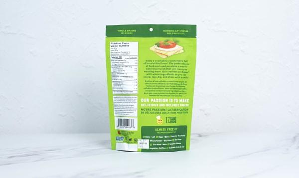 Herb & Seed Crackers