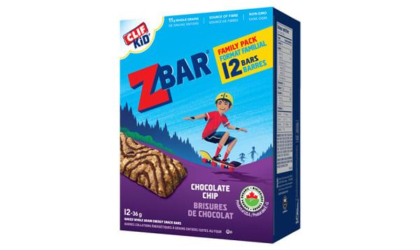 Organic Chocolate Chip Bar