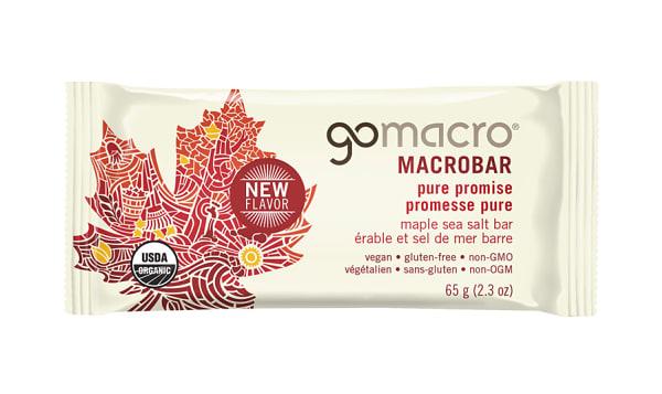 Organic Maple Sea Salt Bar