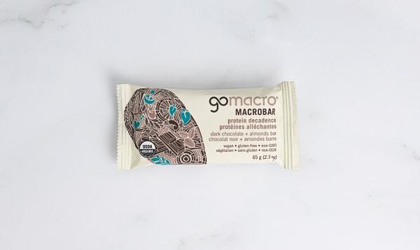 Organic Dark Chocolate Almond Bar