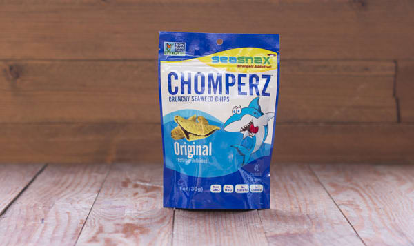Seaweed Chomperz, Original