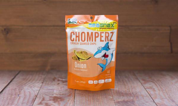 Seaweed Chomperz, Onion