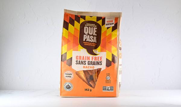 Organic Grain Free Chips - Nacho