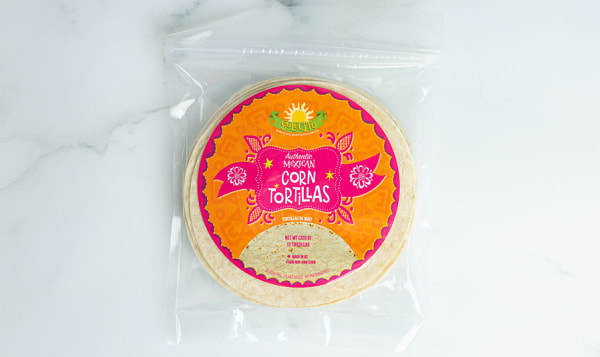 Organic Traditional Mexican-Style Corn Tortillas