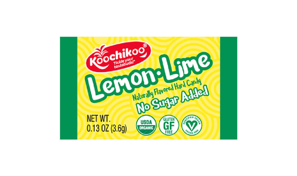 Organic Koochikoo - Lemon-Lime Drops