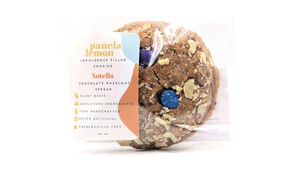 No-Tella - Cinnamon Cookie Stuffed with Hazelnut Cocoa Spread (Frozen)