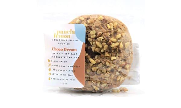Choco Dream - Dates And Sea Salt Chocolate Ganache Filled Cookie (Frozen)