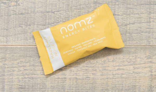 Organic Hazelnut Energy Bites