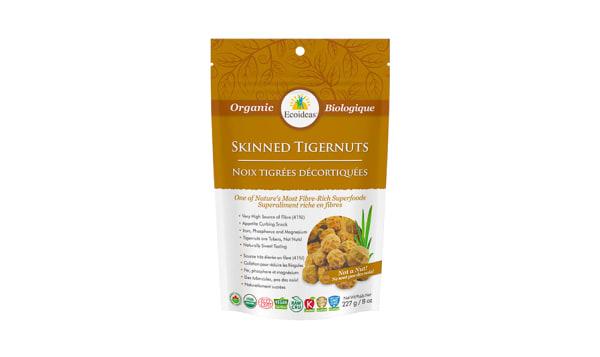 Organic Skinned Tigernuts - Whole