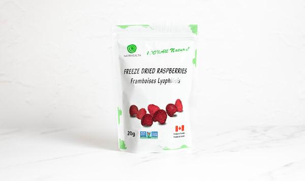 Freeze Dried-Raspberries