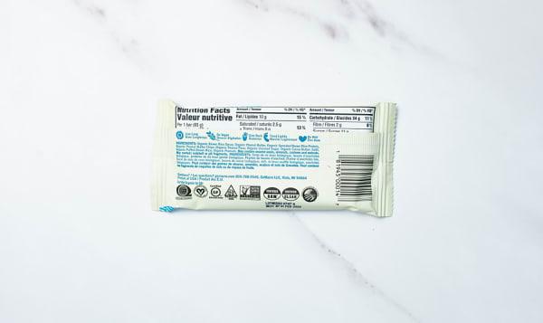 Organic Peanut Butter Bar