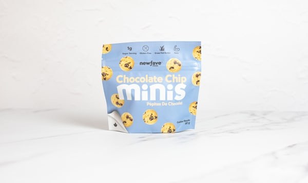 Chocolate Chip Keto Minis