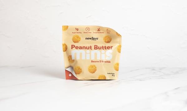 Peanut Butter Keto Minis