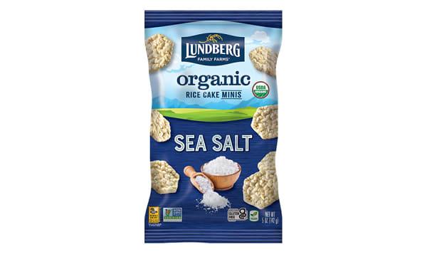 Organic Rice Cake Mini Sea Salt