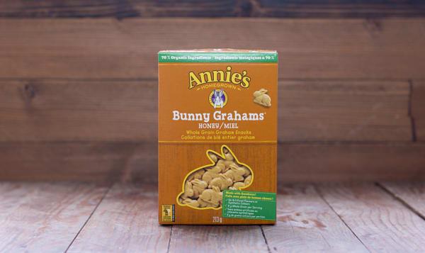 Honey Bunny Grahams