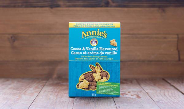 Cocoa & Vanilla Bunny Cookies
