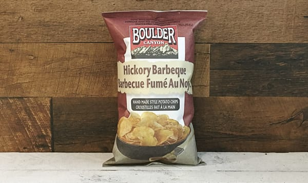 Hickory BBQ Chips