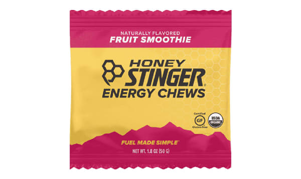 Organic Fruit Smoothie Energy Chews