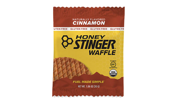 Organic Cinnamon Waffle