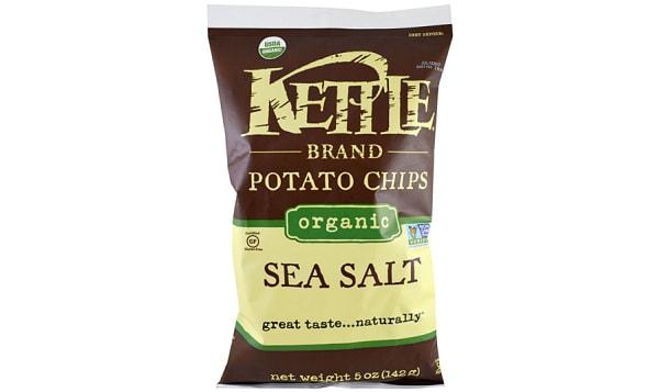 Organic Potato Chips with Sea Salt