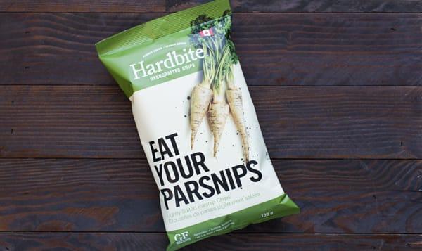 Lightly Salted Parsnip Chips