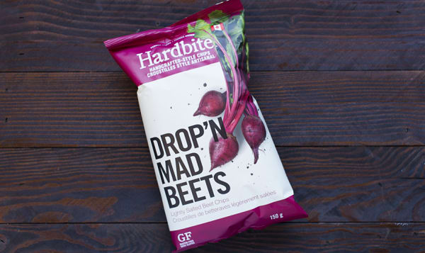 Lightly Salted Beet Chips