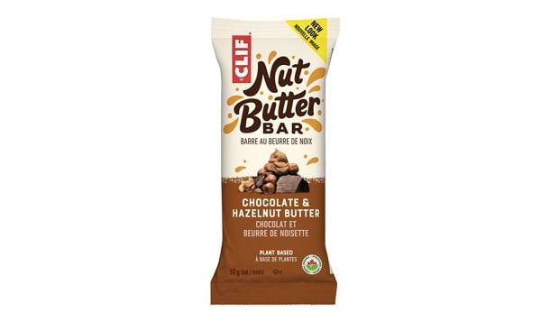 Chocolate Hazelnut Butter Filled Bar