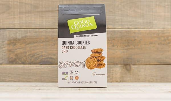 Organic Dark Chocolate Chip Cookies