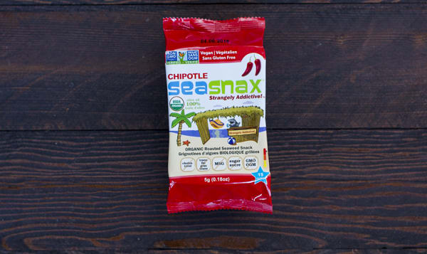Organic Grab & Go, Chipotle