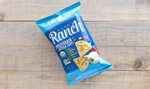 Organic Dude Ranch Multigrain Chips
