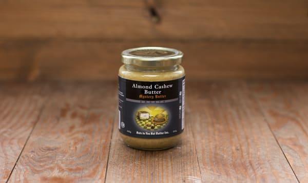 Almond Cashew Mystery Butter
