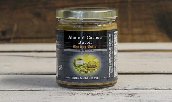 Almond Cashew Butter